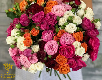 Anniversary Flowers | Flower Bouquet for Wedding