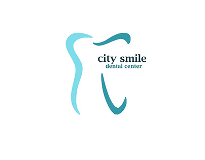 Logo for dental center