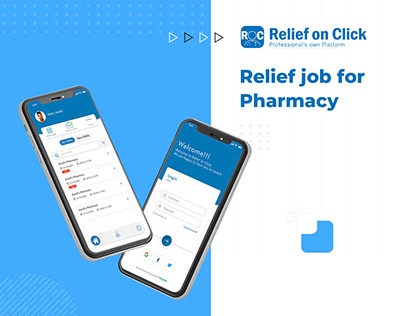 Relief on Click