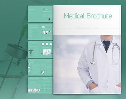 Medical Brochure Layout