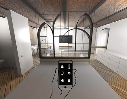 Smart Apartment #1