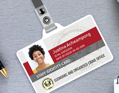 Staff ID Design