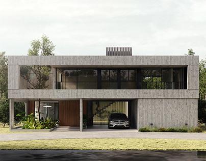 Casa U394 - BiasinOrio Arquitectas