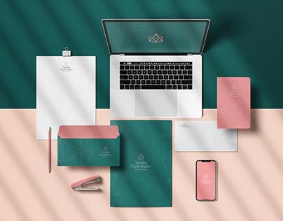 Natália Castelhano | Rebranding & Visual Identity