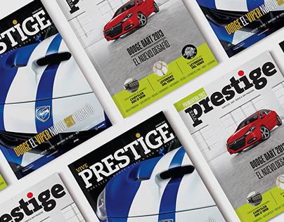 Vive Prestige: Chrysler Magazine México