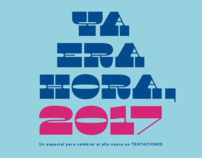 TENTACIONES - Especial 2017
