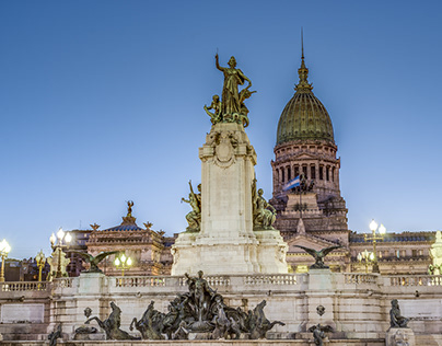 Buenos Aires - The Paris of South America