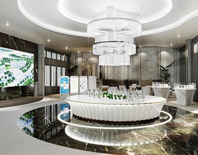 3D   Marimba Clubhouse   Modern Luxury