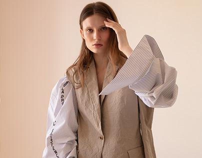 Harper's Bazaar Ukraine x KAMA Fashion Story