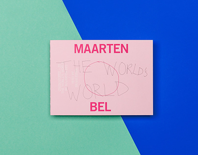 Maarten Bel: The World's World - Publication