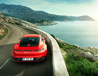 Porsche 911 (992) - Press Launch