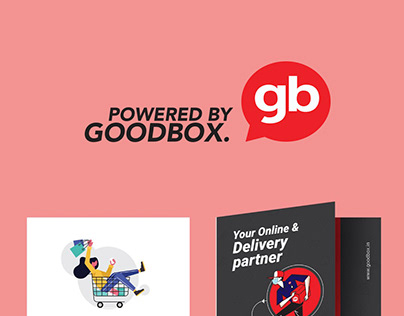 Goodbox Posters and Flyer