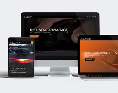 Lexip Website