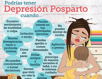 Depresión, preclampsia