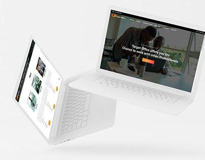 Target Office Web Design