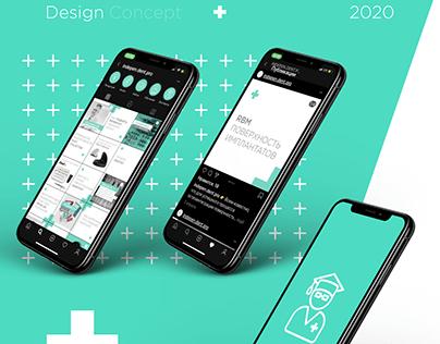 Design Concept Instagram