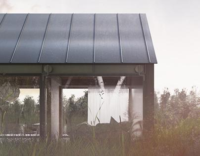 CGI - The Lake House