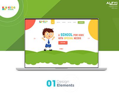 Kids Pre School Design | Kindergarten | Montessori
