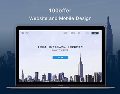 100offer Website Design