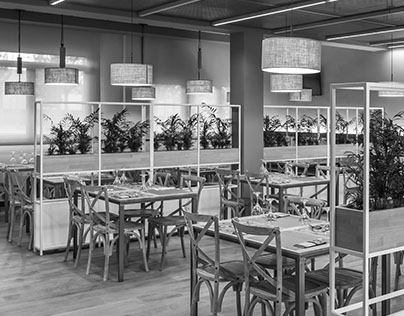 Restaurante Bañares (Built)