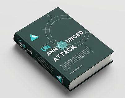 BOOK COVER DESIGN: UNANNOUNCED ATTACK