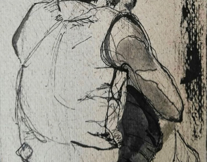 Study for figure