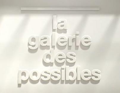 GRT La galerie des possibles