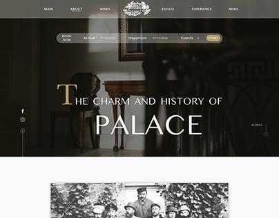 Vazisubani estate - Special Palace