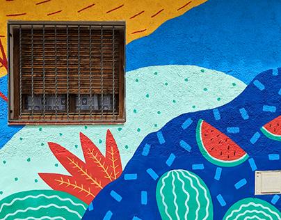 Mural / ASALTO