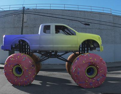 Doughster Truck
