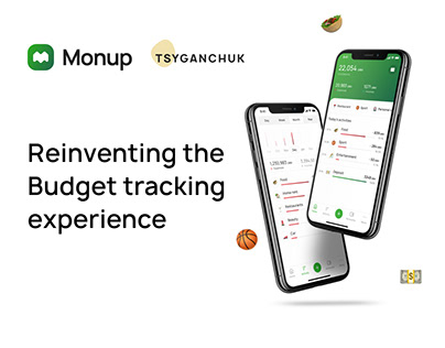 Monup - Perfect your budget!
