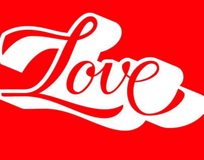 FREE Valentines's Day lettering pack
