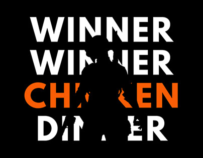 WINNER WINNER CHICKEN DINNER T-SHIRT (PUBG)