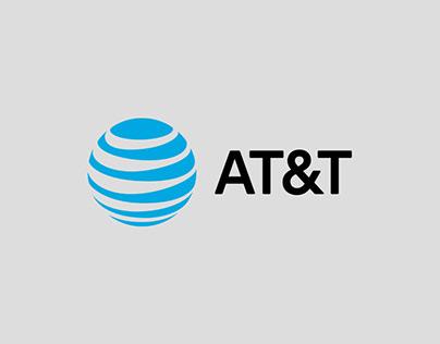 Blog: Famous logos part 4 - AT&T