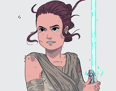 Star Wars -The Force Awakens- Characters