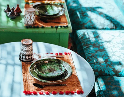 Rory Brown, Food Blogger, Shares 7 Traditional Moroccan