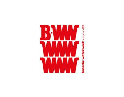 Bossche Waterweek - City Festival branding