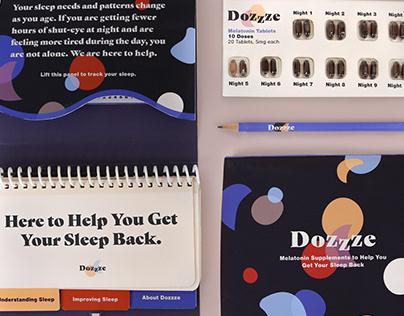 Dozzze Melatonin Supplements