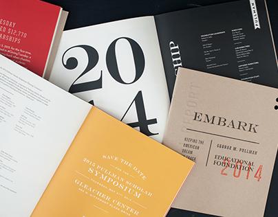 Pullman Foundation Annual Report 2014
