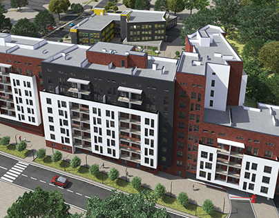 Velyka Brytaniia residential complex