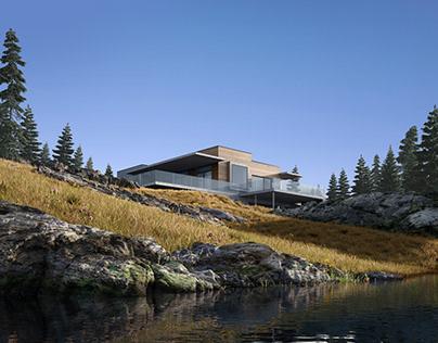 Villa in Sweden