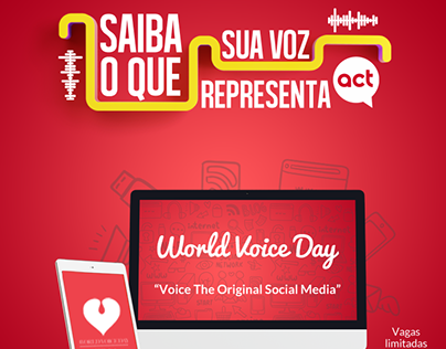 World Voice Day - ACT