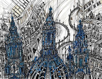 Urban Fantasy. London