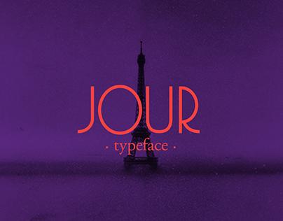 Jour Typeface