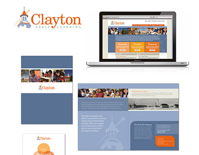 Clayton Early Learning | Marketing Material