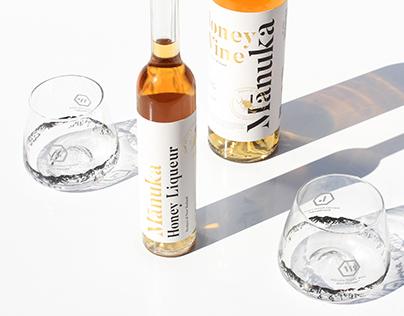 New Zealand Mānuka Honey Wine / Liqueur