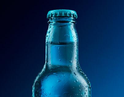 Akmina mineral water
