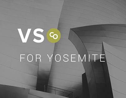 VSCO Suite for Yosemite
