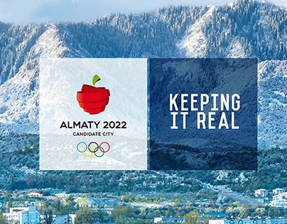Almaty brochure Olympic bid