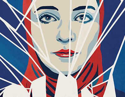Slam Movie Art Poster